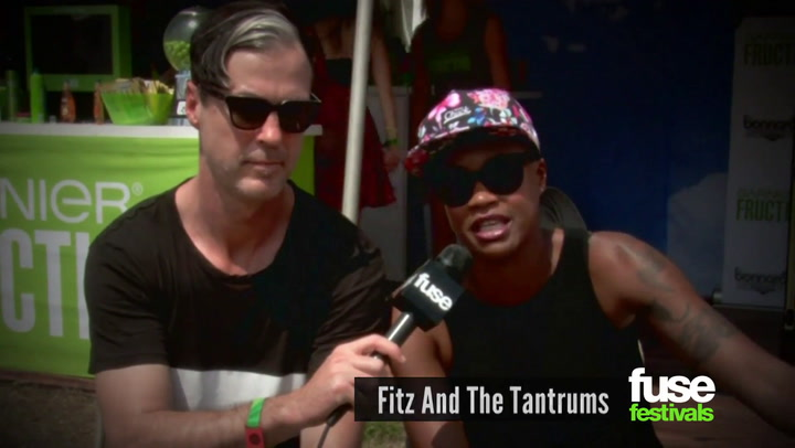 Bonnaroo 2014: Fitz & the Tantrums Want Their Tunes on 'Game of Thrones'