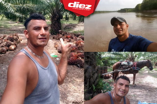 Rodeado de palma africana: Mariano Acevedo cuenta cómo es un día en su nueva vida lejos del fútbol