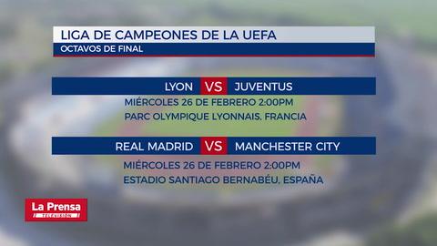 Real Madrid y Juventus buscan vencer en la Champions