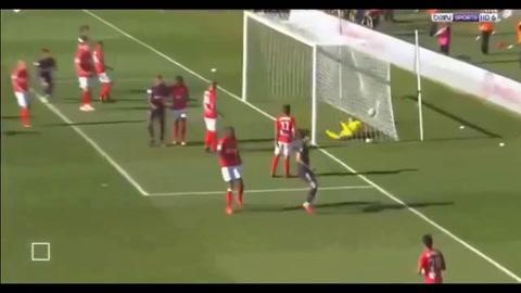 Di María aportó un golazo olímpico en la victoria del PSG
