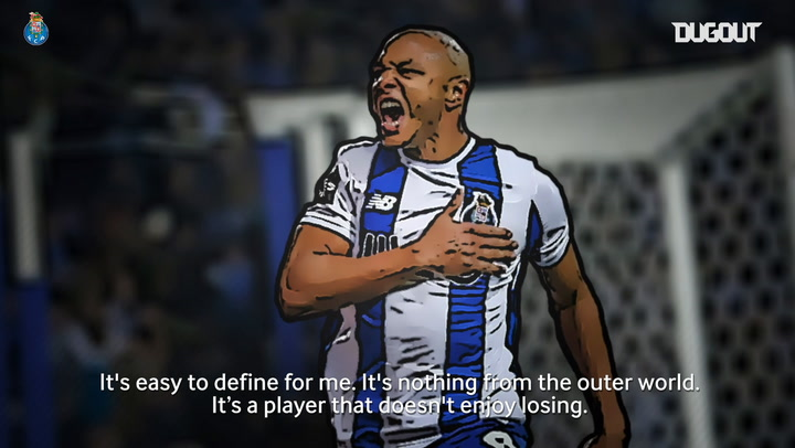 The FC Porto player