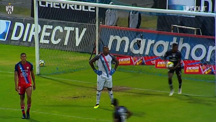 Angelo Preciado's brace vs El Nacional