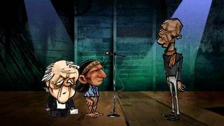 DIEZ-CÓMICS: Chelato Uclés y los métodos a David Suazo para que no vuelva a ser despedido