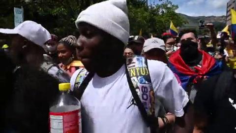 Colombia en crisis los rostros jóvenes del descontento