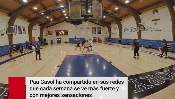Pau Gasol, ¡de vuelta al Barça!