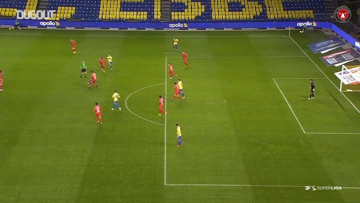 FC Midtjylland's incredible comeback vs Brøndby