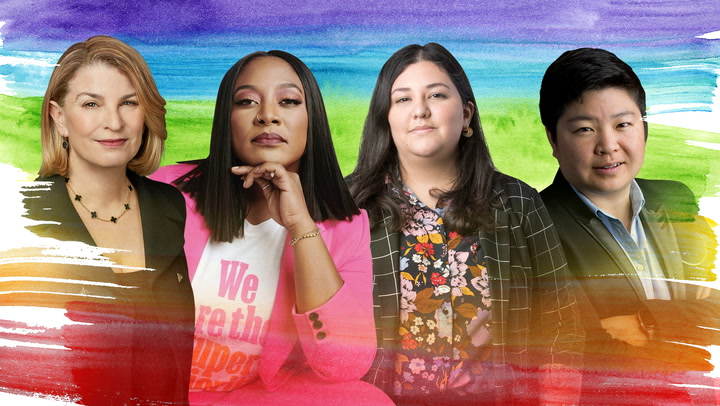 Queer leaders on the impact of the pandemic and the future beyond it