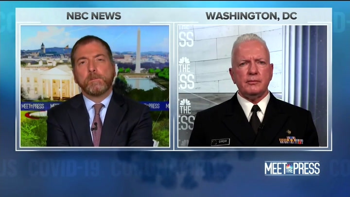Adm. Giroir: 'I Can't Recommend' Hydroxychloroquine - 'We Need to Move On'