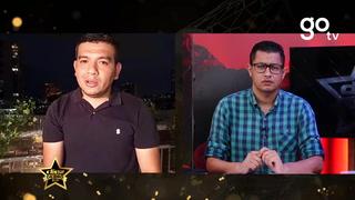 Roger Rojas podría aparecer ante  México y no arriesgarán a Quioto, lo que dicen en Diez de Oro