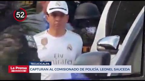 La captura del subcomisionado Leonel Sauceda y otras noticias