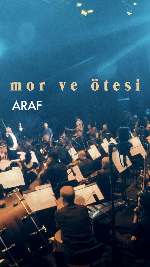 mor ve ötesi - Araf