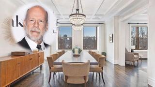 Bruce Willis Selling Lavish NYC Duplex for $17.75M