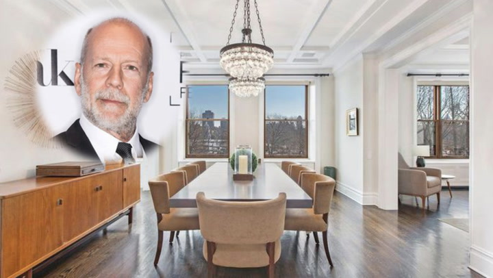 Bruce Willis Selling Lavish NYC Duplex for $17.75M