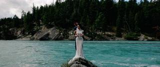 sam + roland   Banff, Canada   Fairmont Banff Springs