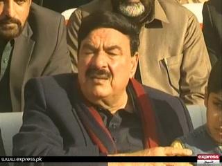 حکومت کو کوئی خطرہ نہیں،عمران خان اور عثمان بزدار کہیں نہیں جارہے، شیخ رشید