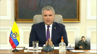 Colombia prolonga dos semanas confinamiento nacional por pandemia