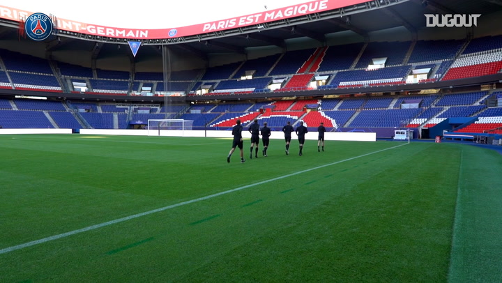 European Nights: PSG Are Ready For Napoli