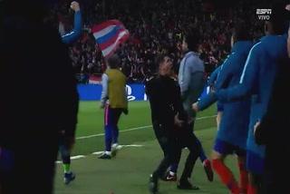 ¡Con huev...! La polémica celebración de Cholo Simeone ante la Juventus
