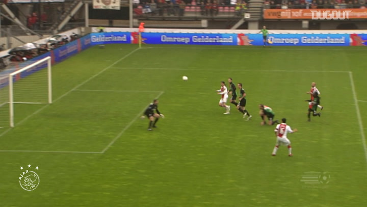 Luis Suárez's best goals for Ajax
