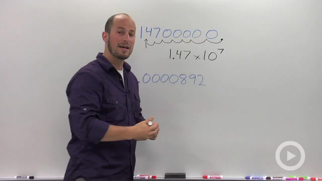 Scientific Notation - Problem 2