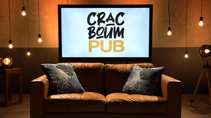 Replay Crac boum pub - Dimanche 14 Mars 2021