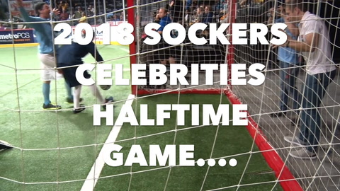 2018 Sockers Celebrity All-Star Game