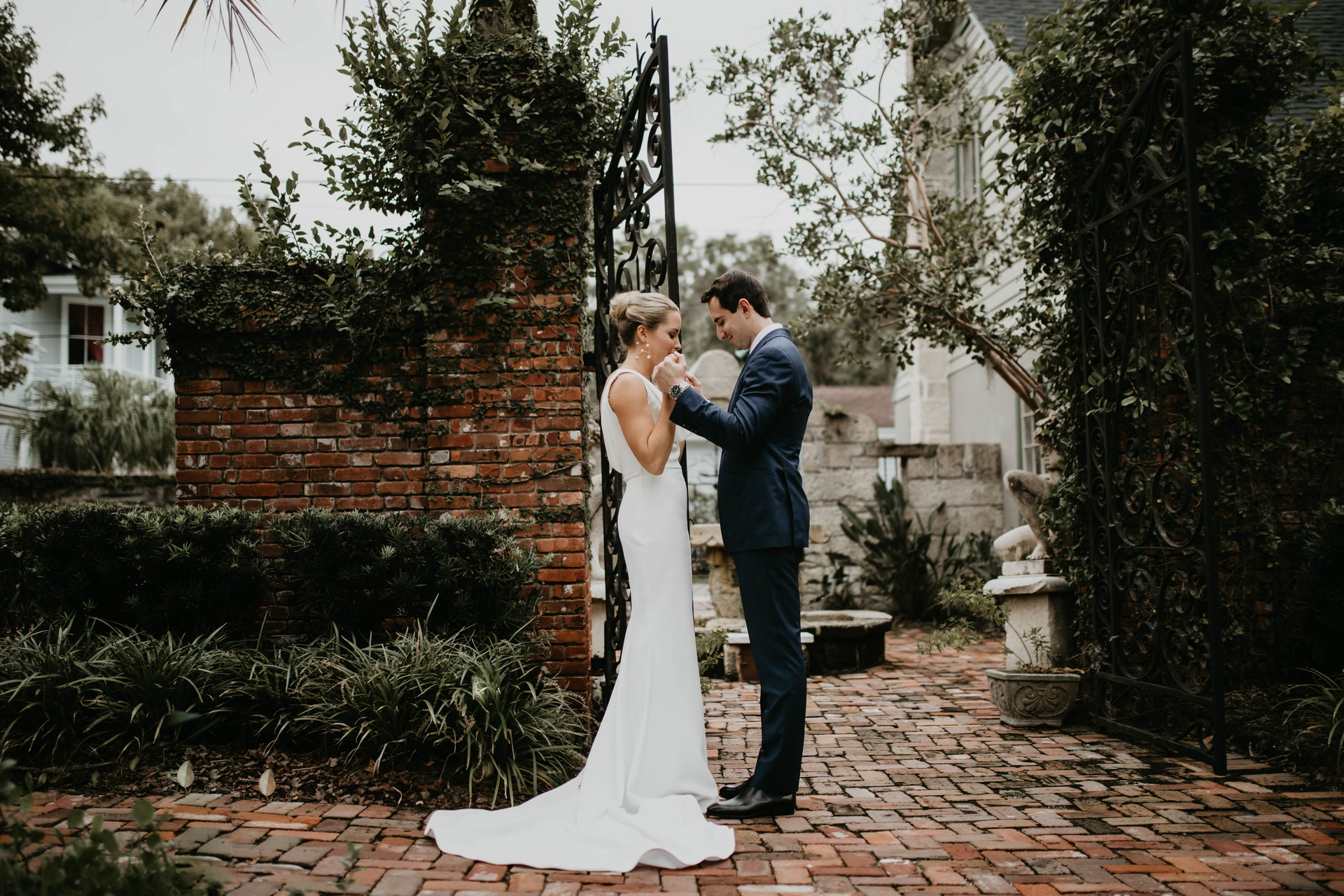 Katherine + Maxim | St. Augustine, Florida | The White Room