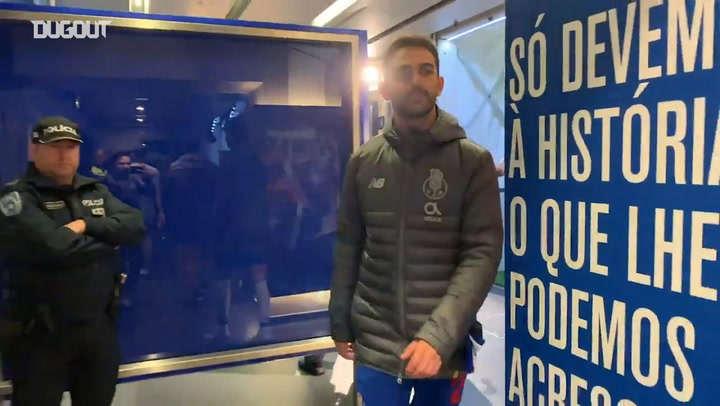 Porto Celebrate Champions League Quarter-Final Spot