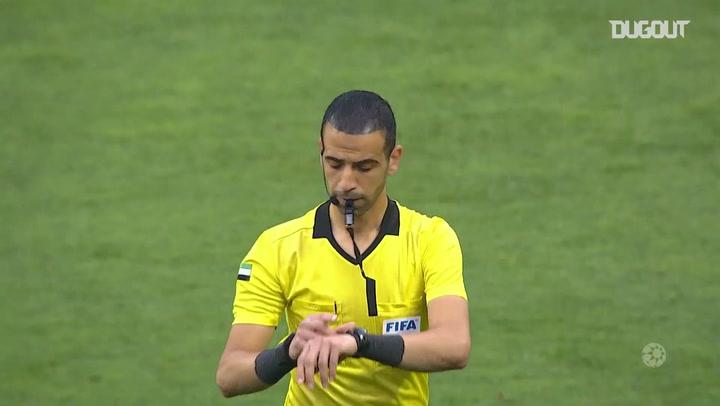 Arabian Gulf League: Al Nasr 3-0 Al Wahda SCC