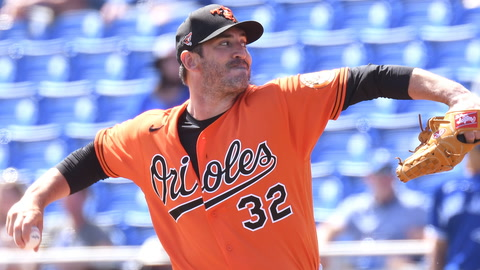 With Matt Harvey making Orioles' roster, could he be a Mets trade deadline option?