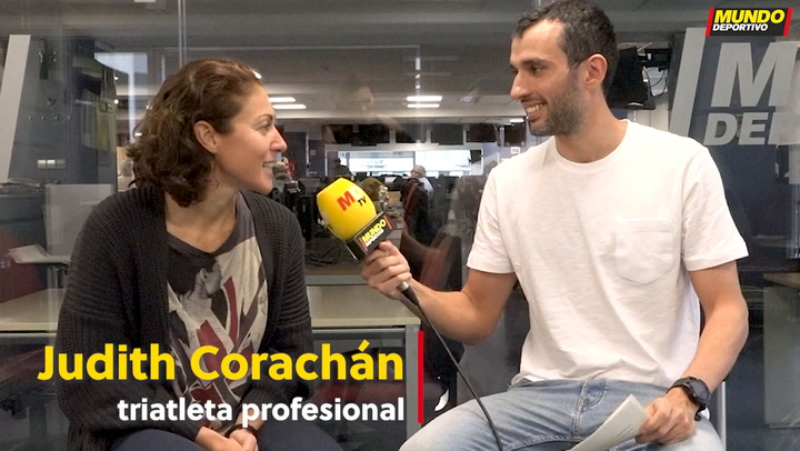 Entrevista MD a la triatleta Judith Corachán