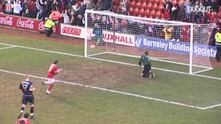 Liam Lawrence scores three vs Barnsley