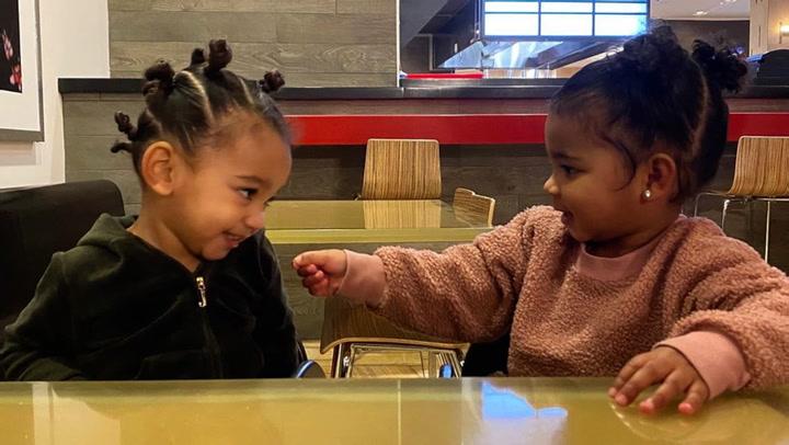 Kardashian-barna får internett til å smelte