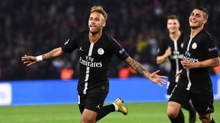 PSG golea al Estrella Roja y clasifica a octavos de Champions League