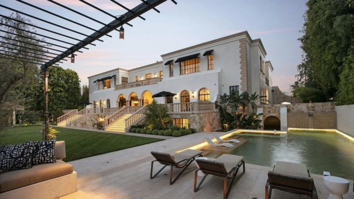 Massive Los Angeles Villa, Often Featured Onscreen, Lands on Market for $70M