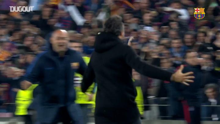 Barça's Best Goal Celebrations Ever