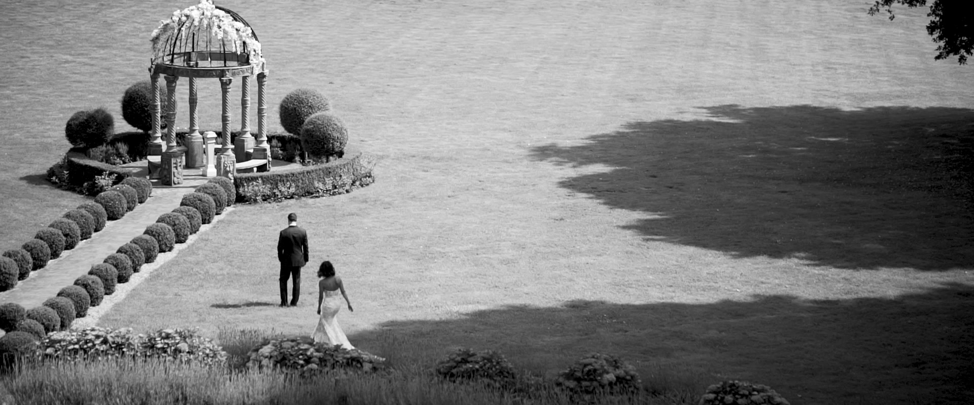 Mehra + Guillaume | France, France | Chateau de Challain