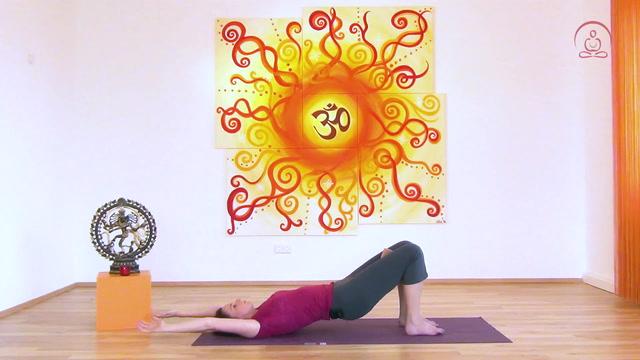 Anfänger-Yogastunde