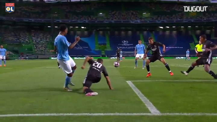 Marcal's last great moments at Lyon