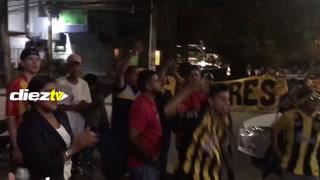 Mega Barra alienta a Real España a 24 horas del clásico