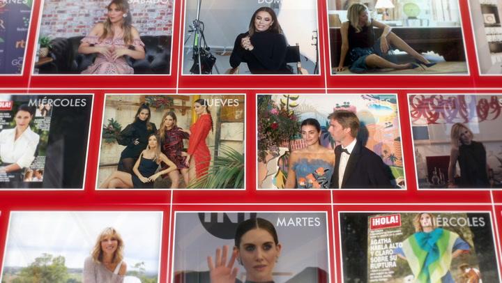 ¡Está arrasando en Italia! El triunfo de Ana Mena en la música: una de las noticias más destacadas de ¡HOLA!