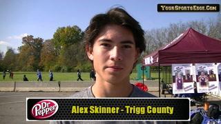 Skinner on First State Meet Run