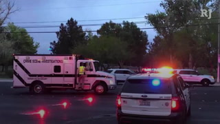 Police looking for suspect in deadly shooting at Las Vegas park