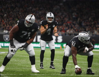 Continuity in the Trenches Not an Issue For Derek Carr and the Raiders Offense – VIDEO