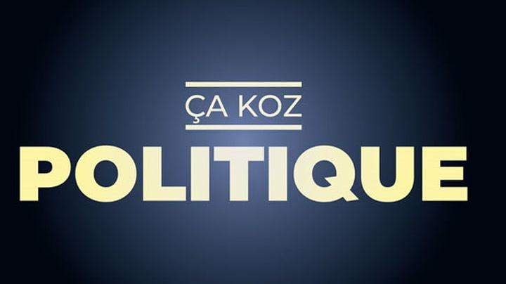 Replay Ça koz politique - Mardi 07 Septembre 2021