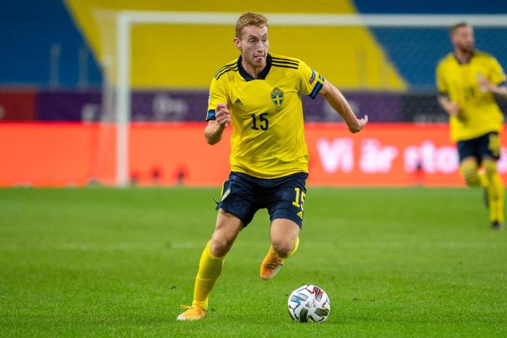 Las mejores jugadas de Dejan Kulusevski con Suecia