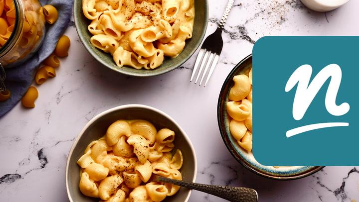 Egyedényes Mac & Cheese videó