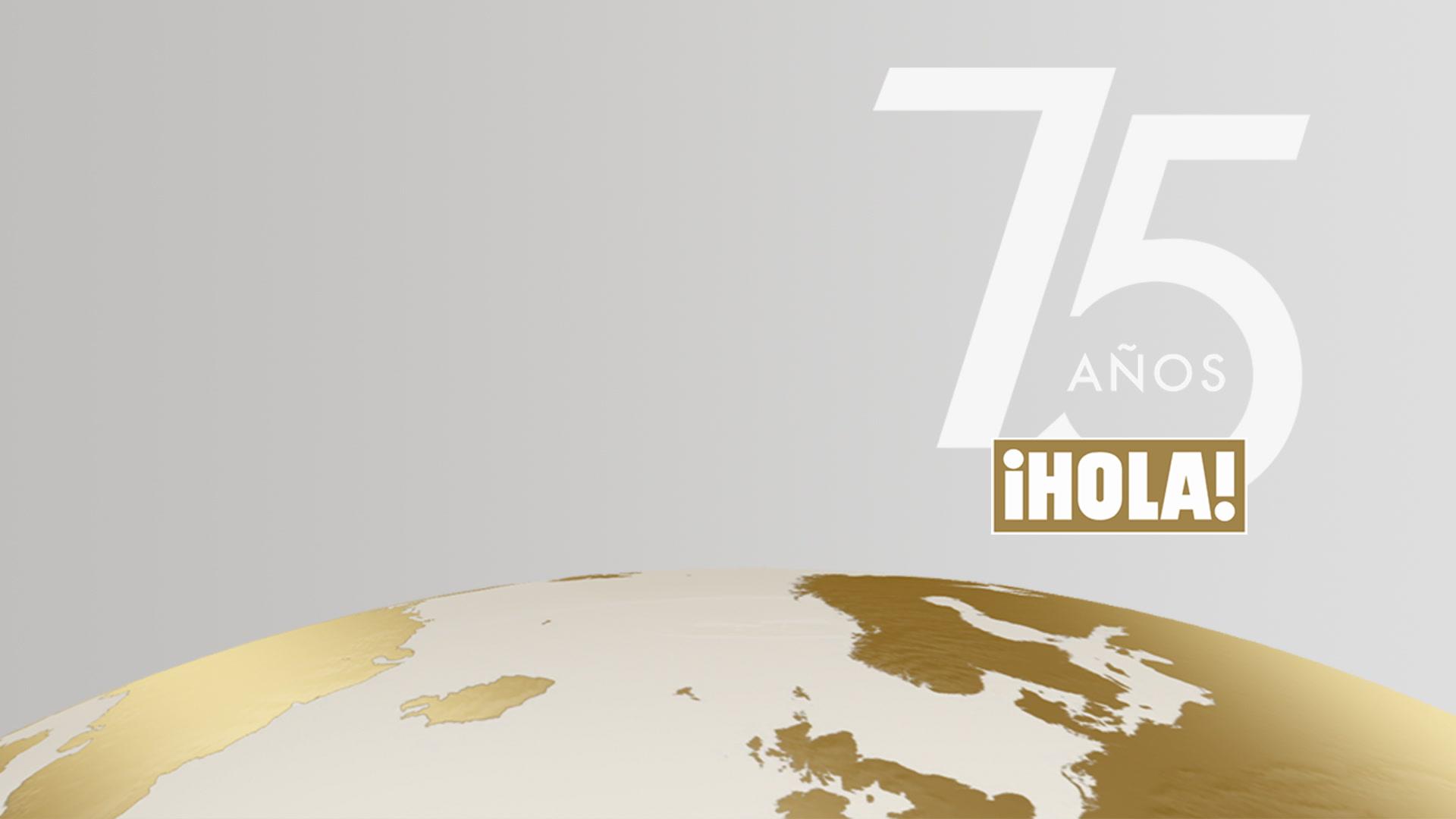 ¡HOLA!: Celebrando 75 años