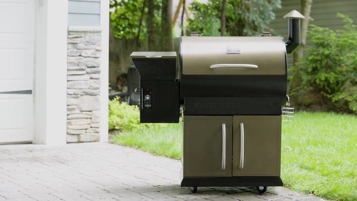 Watch Now: See Our Favorite Pellet Grill in Action
