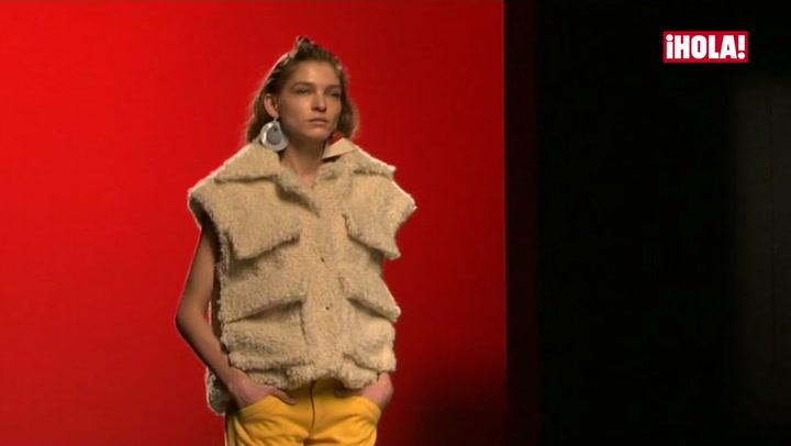 Fashion Week Madrid otoño-invierno 2016-2017: Moisés Nieto